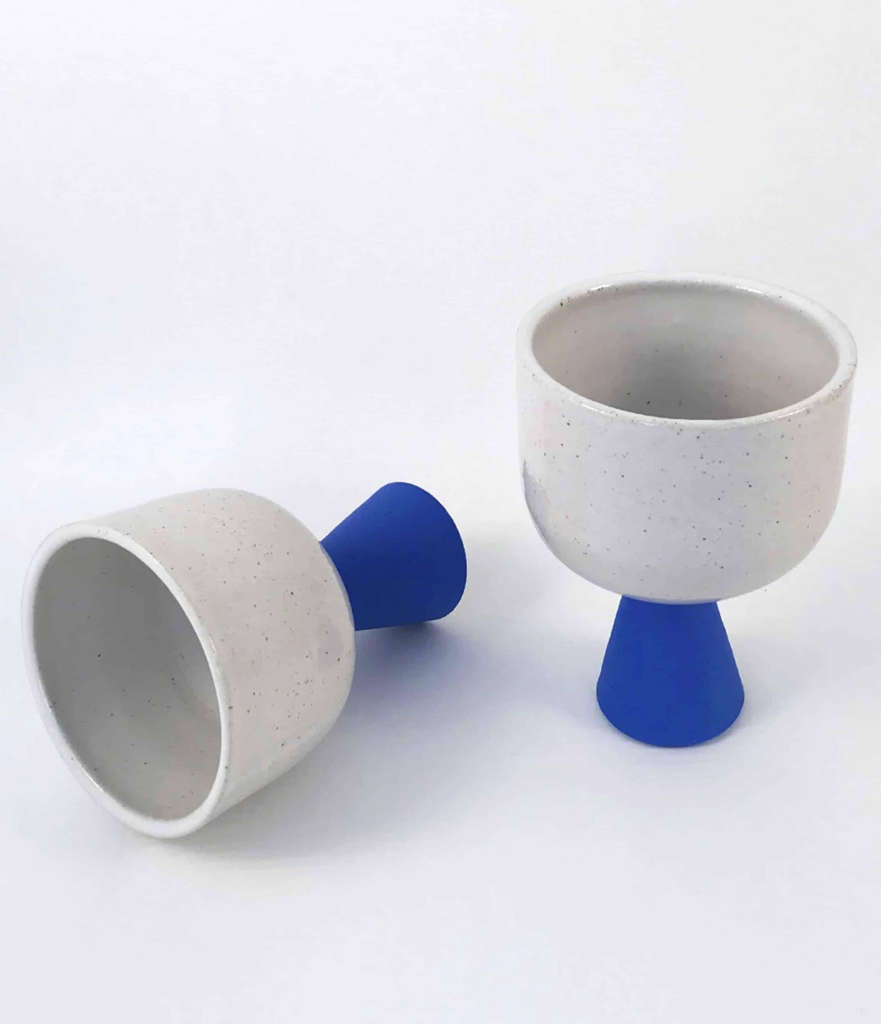 ceramic wine cup