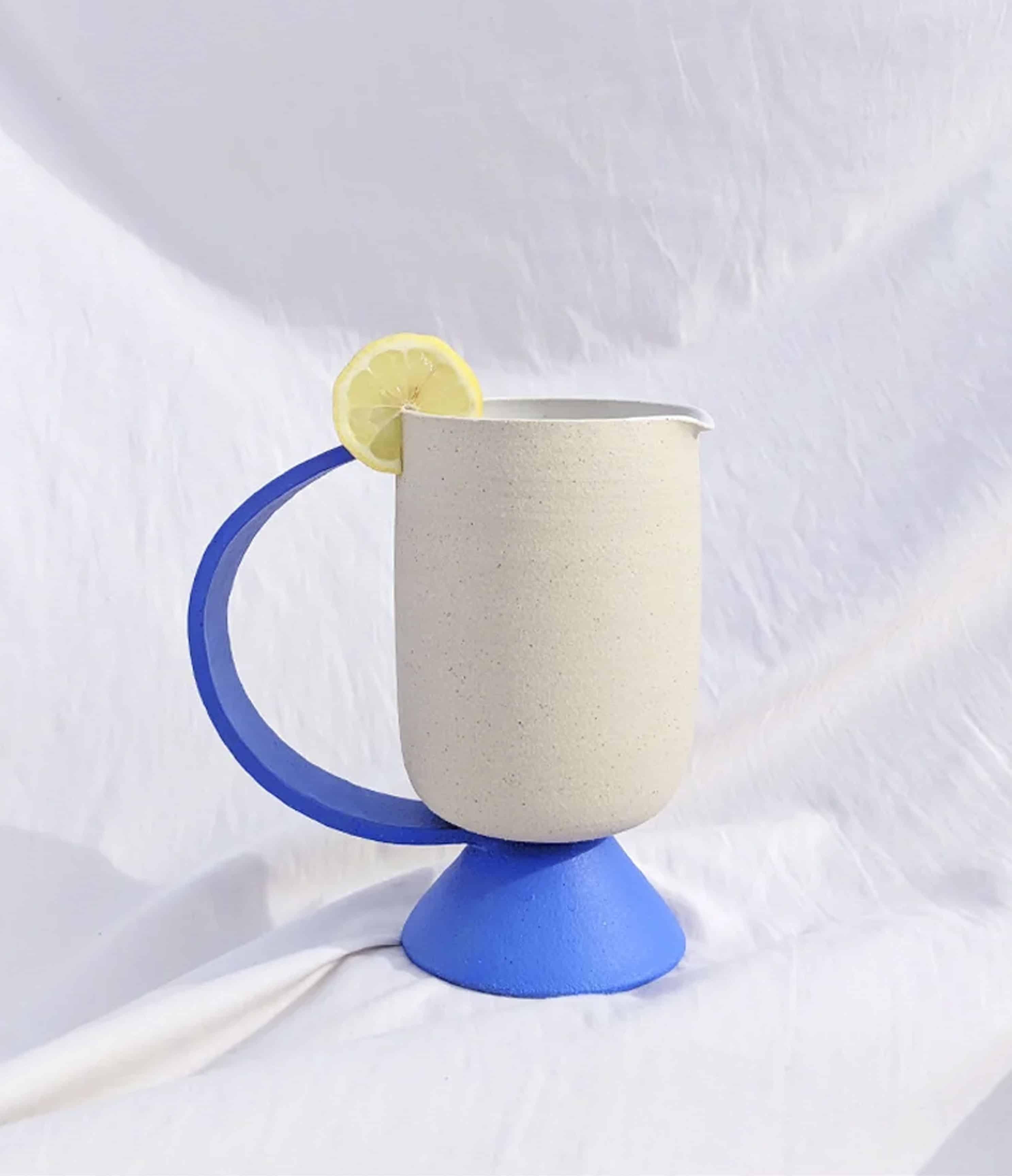 milo made ceramic jug