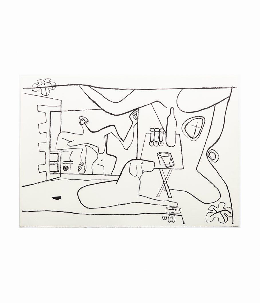 Le Corbusier Trois Verres