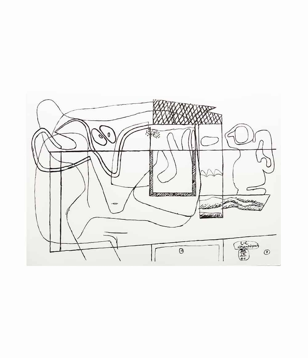 Le Corbusier for sale