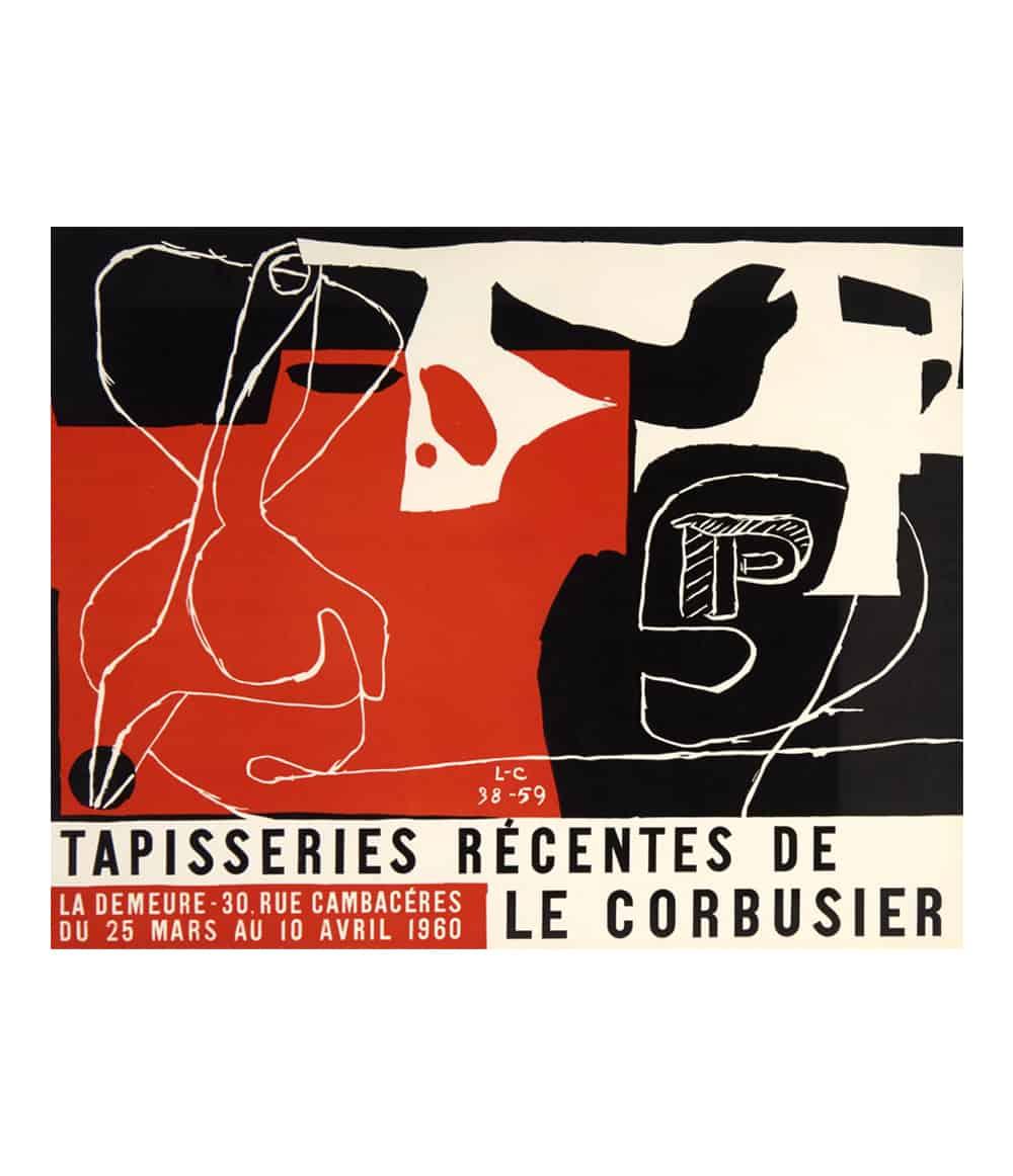 Le Corbusier Tapisseries recentes