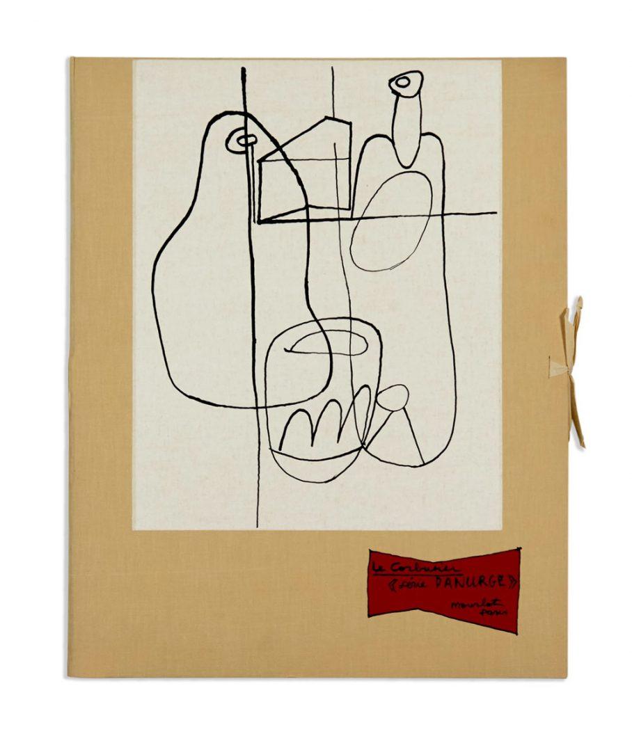 Le Corbusier Panurge Cover