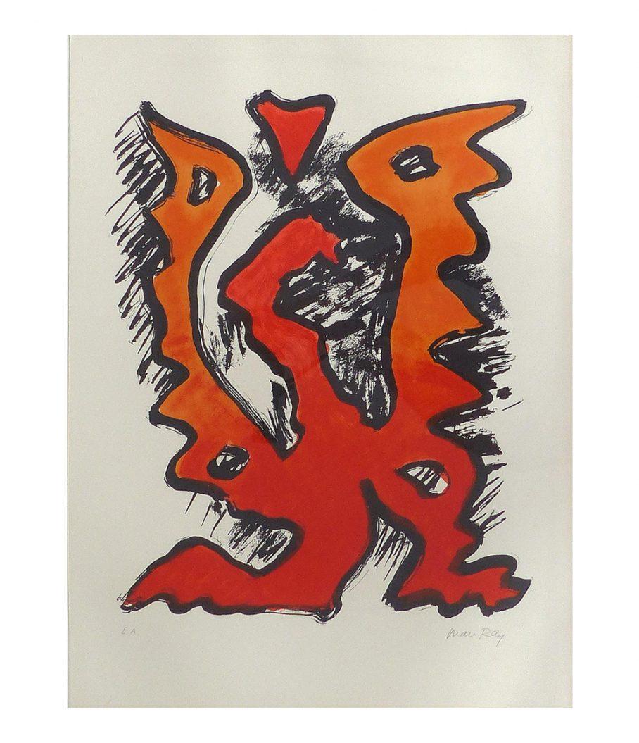 Man Ray - Mythology Moderne