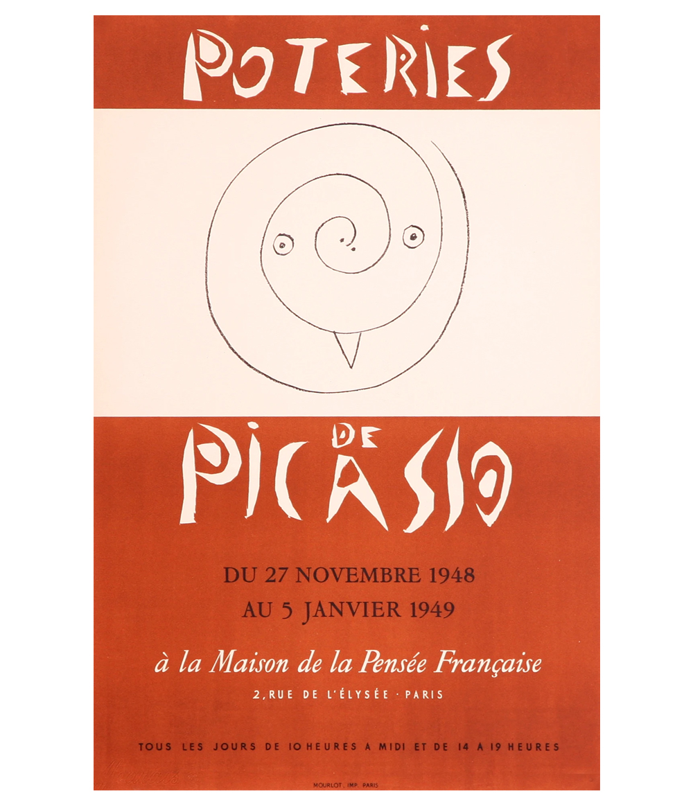 Poteries de Picasso