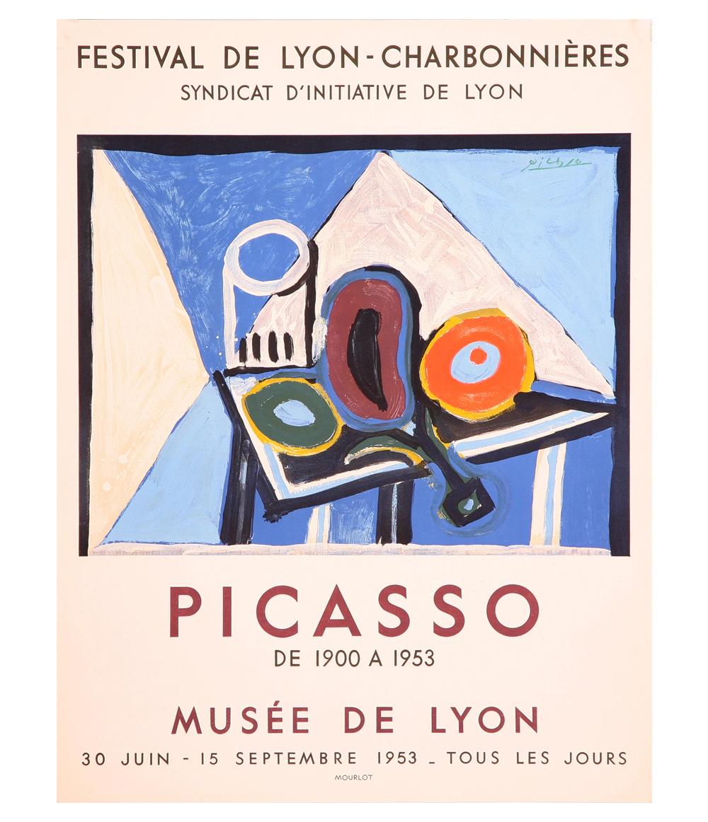picasso musee de lyon