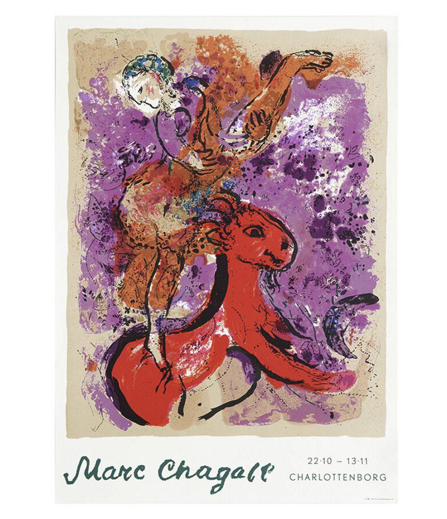 Marc Chagall Charlottenborg