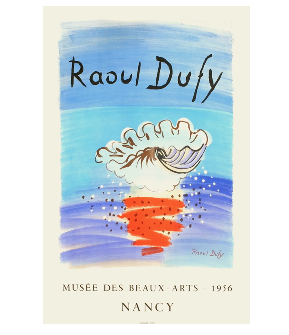 Raoul Duffy Musee Des Beaux